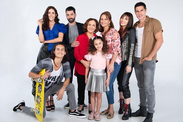Telenovela Qué le pasa a mi familia? inicia con el pie derecho