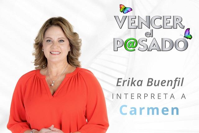 Angelique Boyer y Erika Buenfil protagonizan Vencer el P@sado