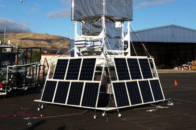 UNAM y NASA trabajan en telescopio de detección de rayos cósmicos