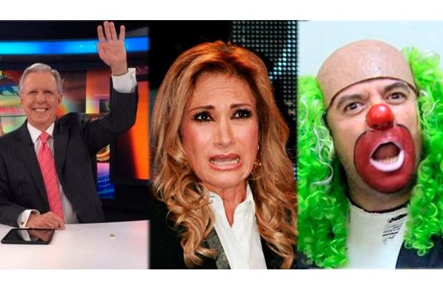 ¿Por qué Televisa decidió sacar a Adela Micha, Brozo y López Dóriga?
