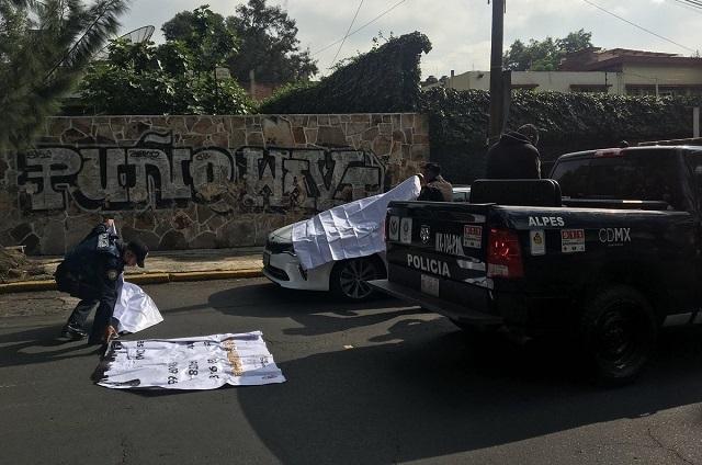 Denuncian que policía alteró escena donde se suicidó productor de Televisa