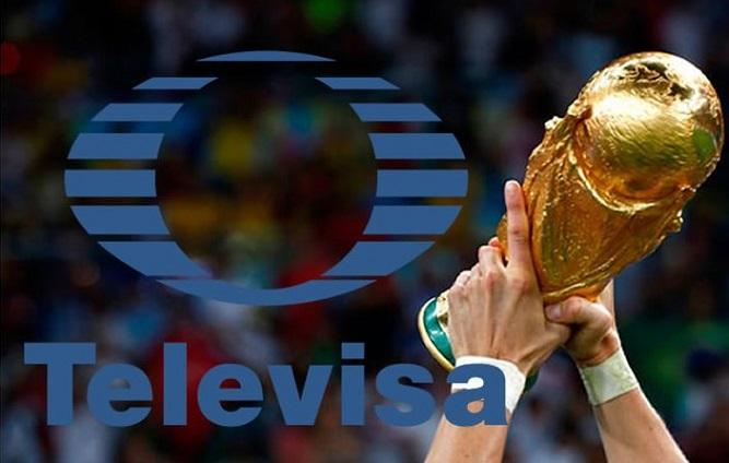 Televisa descarta que haya sobornado para ganar derechos del Mundial
