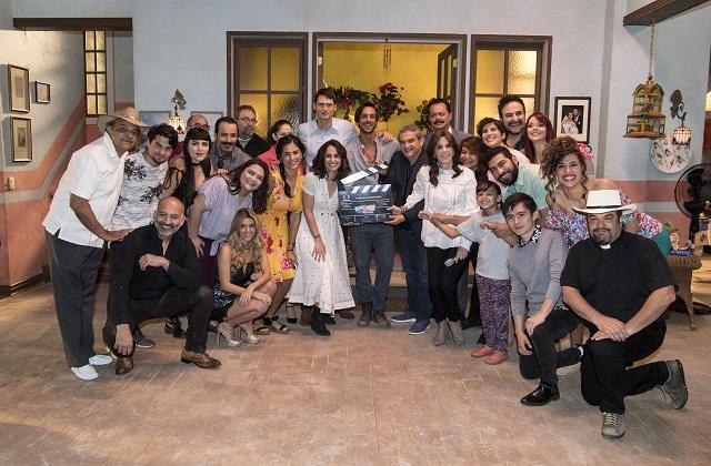Televisa inicia grabaciones de Doña Flor y sus 2 maridos