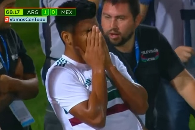 Televisa vence a Tv Azteca en partidos México vs Argentina