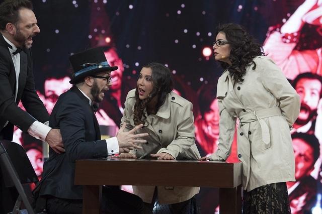 Televisa celebra 100 programas de Me caigo de risa
