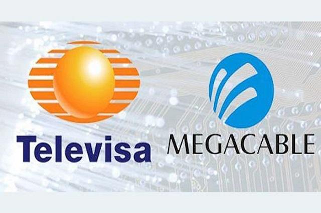 La empresa Televisa retira más canales de la programación de Megacable