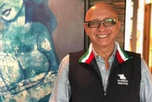 Televisa lamenta la muerte de Alberto Ciurana de Tv Azteca