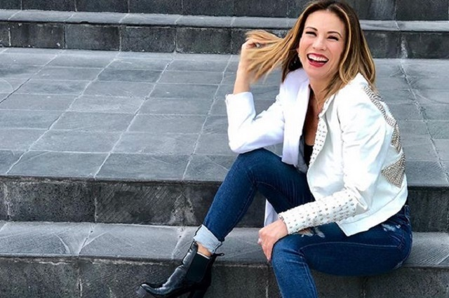 ¿Ingrid Coronado deja Tv Azteca y ya tiene contrato en Televisa?
