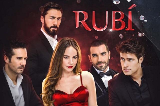 Con Rubí, Televisa supera 179% en rating a Tv Azteca