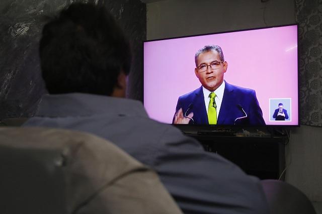 ¿Cuántas horas ven los mexicanos la televisión cada día en promedio?