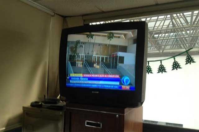 Televisores analógicos gastan más energía, revela estudio de Upaep