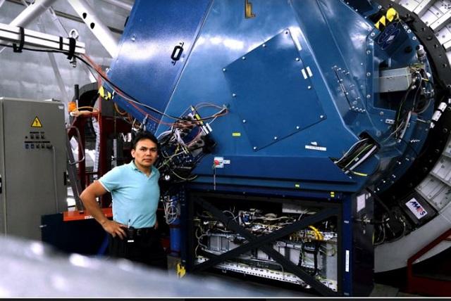 Félix Gracia Témich: del INAOE al telescopio más grande del mundo