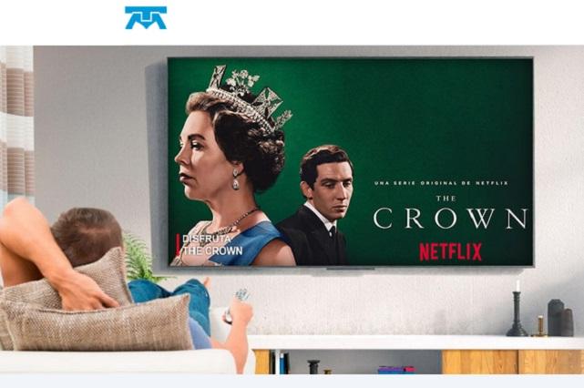 Telmex lanza paquetes con Netflix incluido, checa lo que cuestan