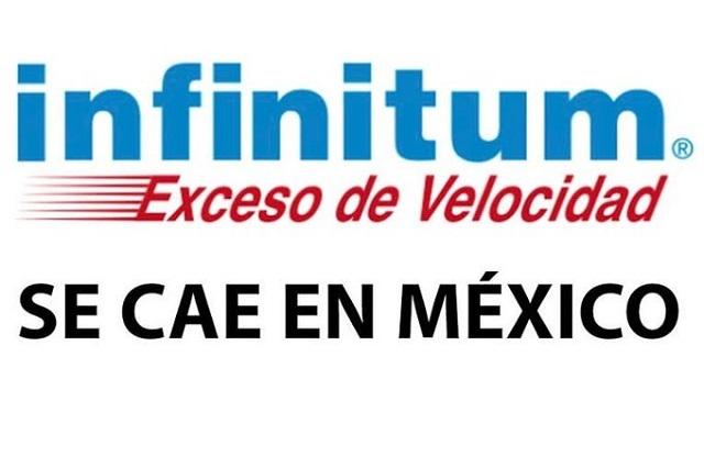 Fallan servicios de internet de Telmex y Telcel en México