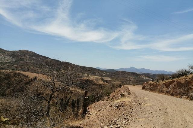 Se esperan temperaturas de hasta 42 grados en la mixteca poblana