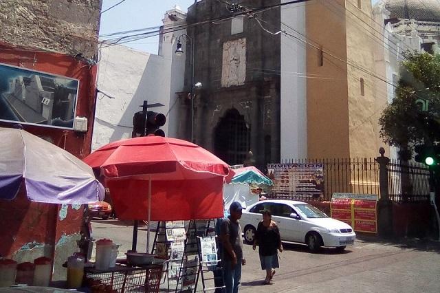 Limita sismo celebración de Jueves Santo en Centro Histórico