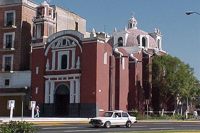 Estos son los templos que no podrás visitar en Puebla