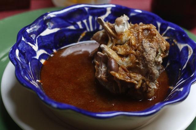Esperan restauranteros de Puebla vender 56 mdp en Mole de Caderas
