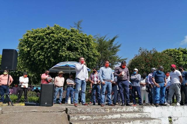 Prepara Tenango resistencia contra edil de Huauchinango