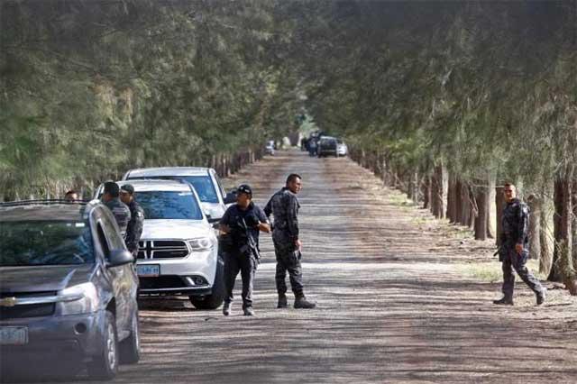 CNDH asegura que no pretende denostar a la PF con informe sobre Tanhuato