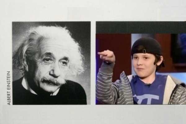 Niño autista de 14 años desarrolla su propia teoría de la relatividad