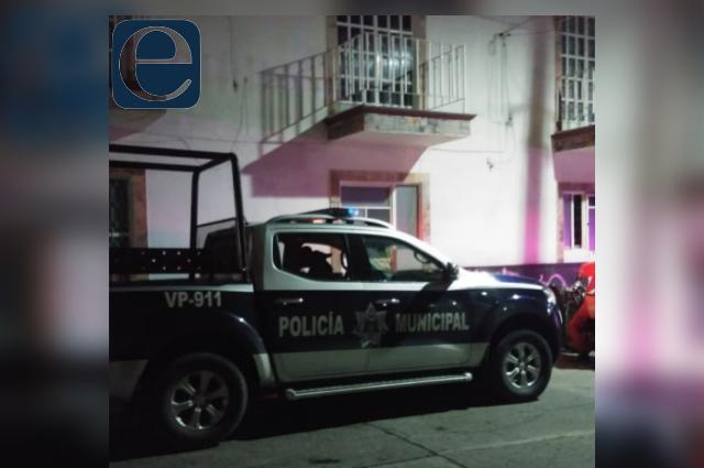 Matan a mujer a unos metros de la presidencia de Totimehuacán