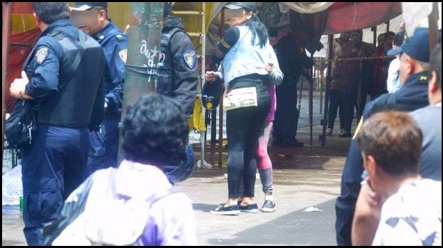 Venden en Tepito cocaína de sabores y pizzas de marihuana