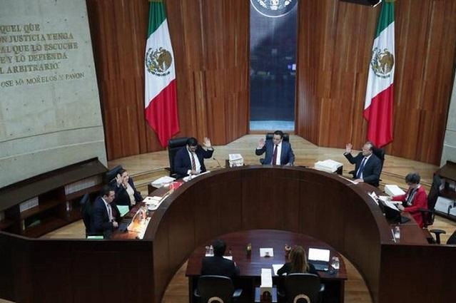 Funcionarios de Puebla pueden ir por reelección sin dejar su cargo: TEPJF