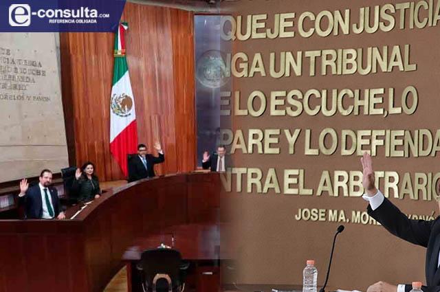 Diputado y síndico de Puebla van contra reglas de reelección