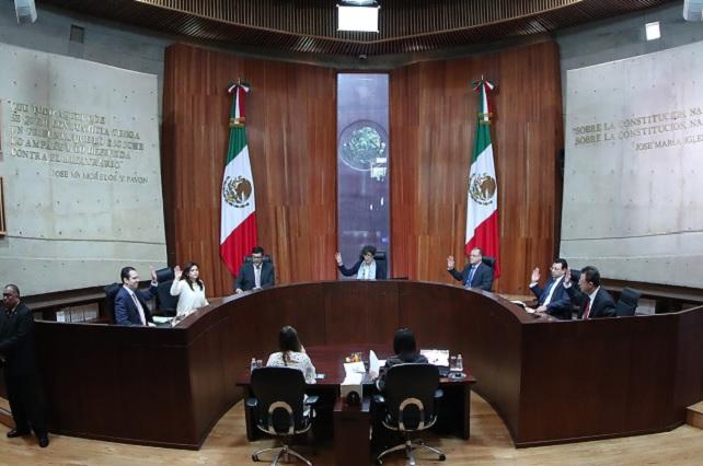 Confirma TEPJF multa por 3 mdp para Acción Nacional en Puebla