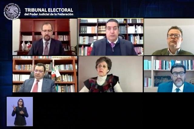 TEPJF confirma remoción de la presidenta del Instituto Electoral de Morelos