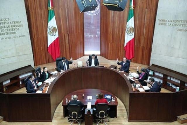 TEPJF revisará validez de la reforma electoral de Puebla