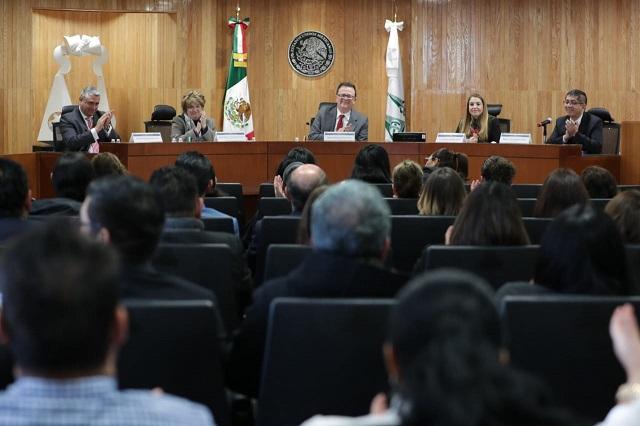 Escuela Judicial Electoral del TEPJF recorrerá universidades