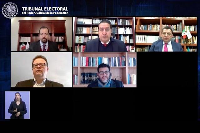 TEPJF revoca acuerdo del INE para horarios de transmisión de spots de partidos