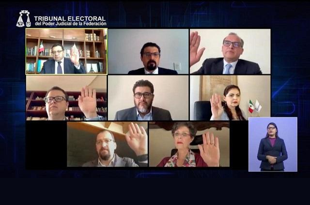 TEPJF desecha impugnaciones de aspirantes al Consejo General del INE