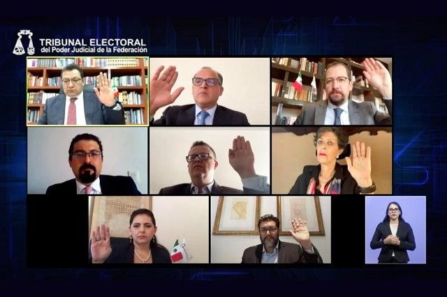 TEPJF avala crear lista nacional de quienes cometan violencia política