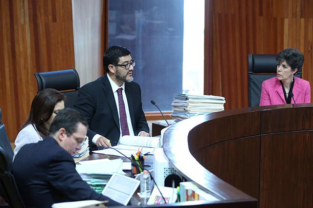 TEPJF considera inviable anular la elección del presidente del PRD
