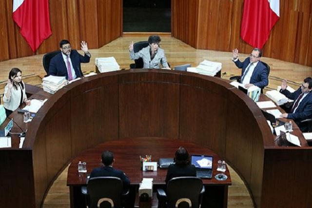 El miércoles al mediodía ya habrá presidente electo, dice tribunal
