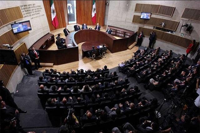 Inicia sesión TEPJF para declarar presidente electo a AMLO