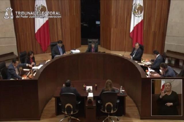 Sostiene magistrado propuesta para anular la elección de Puebla