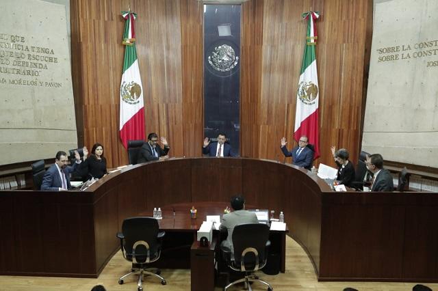 TEPJF ordena al PRI elegir a sus delegados con paridad de género
