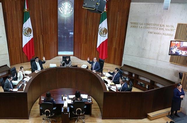 Confirma TEPJF registro de candidatos a diputados pluris en Nuevo León