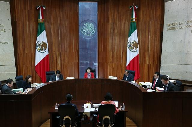 TEPJF modifica plurinominales al Congreso de la Ciudad de México