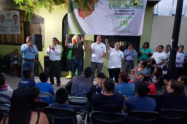 En Tehuacán proponen Kuri y Tepole un modelo único de policía