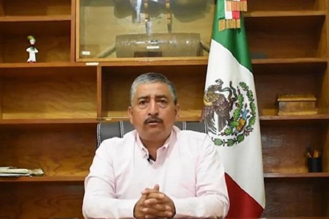Fallece por Covid-19 el alcalde de Tepoztlán, Morelos