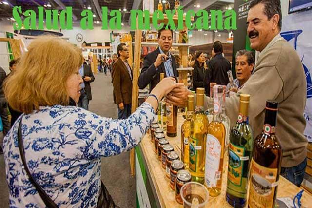 El tequila Hecho en México es comercializado en 98 países