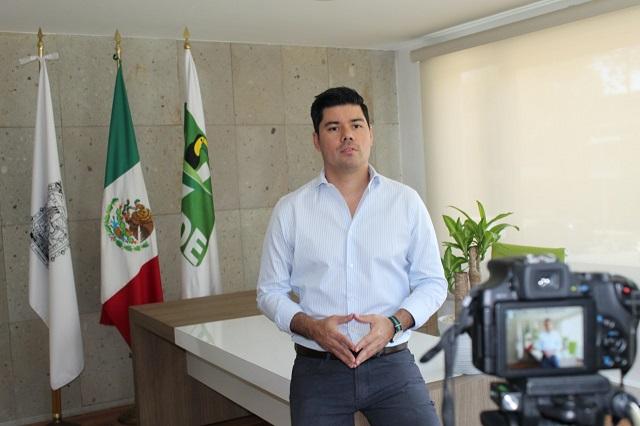 Partido Verde busca ser la tercera fuerza política de Puebla