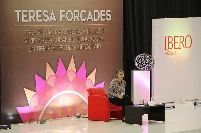 Monja Forcades defiende derecho de la mujer a decidir sobre su embarazo
