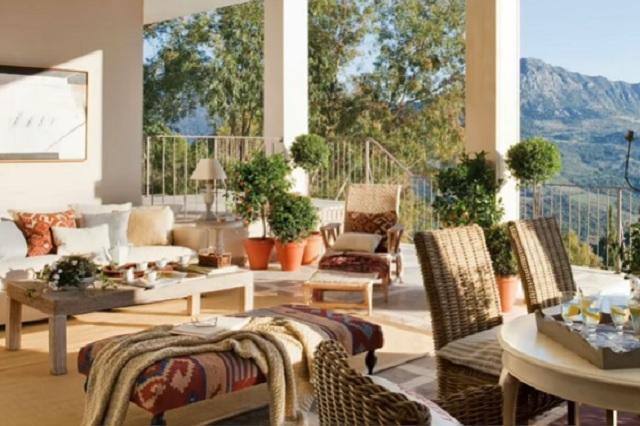 ¡Inició el verano! y aquí te dejamos 5 tips decorativos para tu terraza