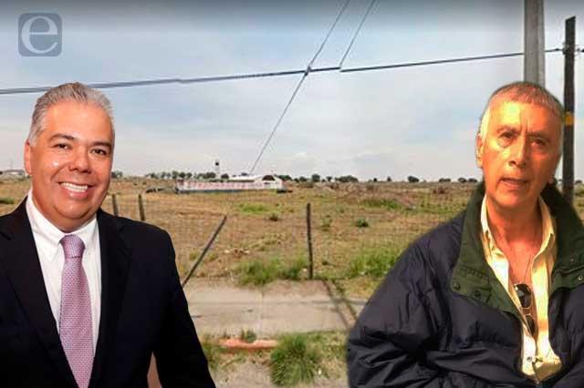 Paga por su libertad presidente del CCE Puebla, acusa empresario